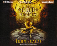 BRILLIANCE AUDIO - The God Engines by John Scalzi