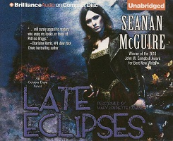 Fantasy Audiobook - Late Eclipses by Seanan McGuire