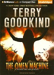 Fantasy Audiobook - The Omen Machine by Terry Goodkind