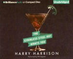 Science Fiction Audiobook - The Stainless Steel Rat Wants You by Harry Harrison