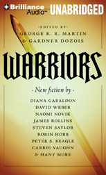 Audiobook - Warriors edited by George R.R. Martin and Gardner Dozois