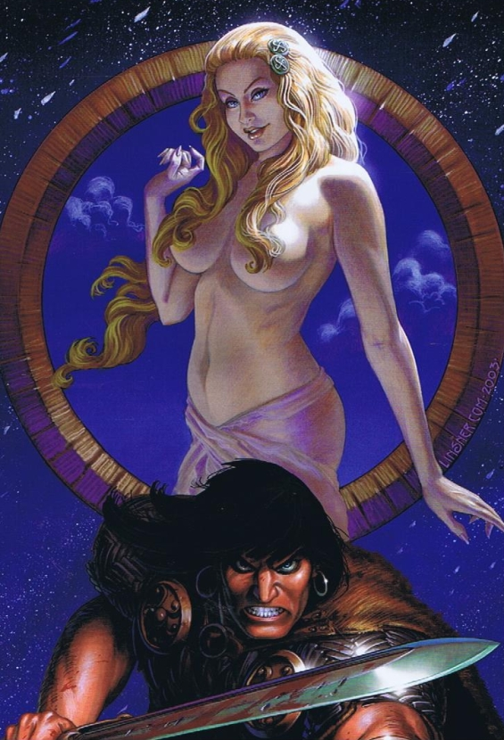 Dark Horse - Conan #2 - The Frost Giant's Daughter - COVER