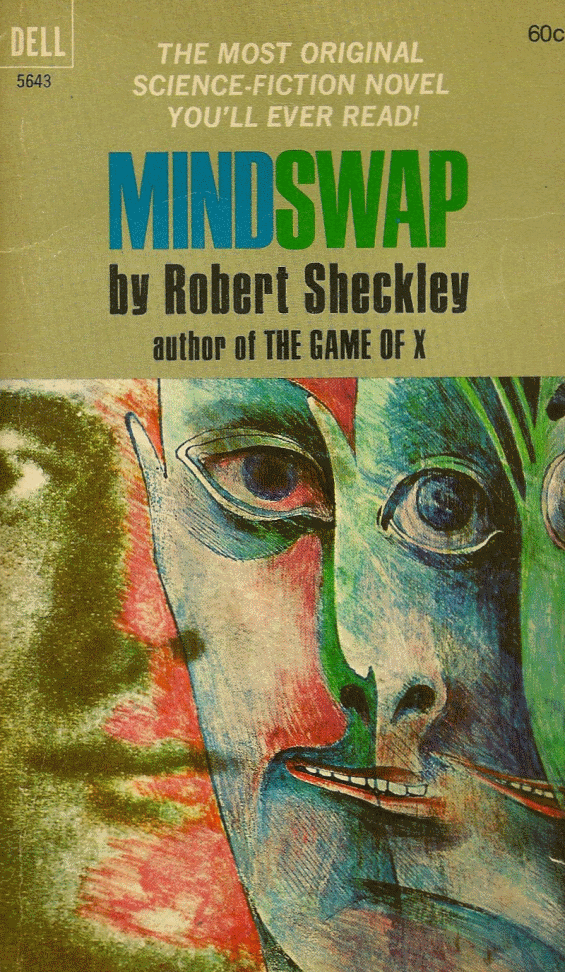 DELL - Mindswap by Robert Sheckley