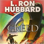 Science Fiction Audiobook - Greed by L. Ron Hubbard