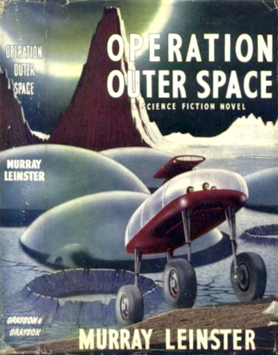 Grayson & Grayson - Operation: Outer Space by Murray Leinster