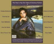 INFINIVOX - The Year's Top Ten Tales Of Science Fiction - Volume 3 edited by Allan Kaster