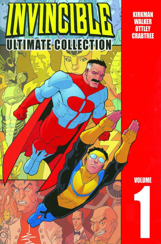 Invincible Ultimate Collection Volume 1