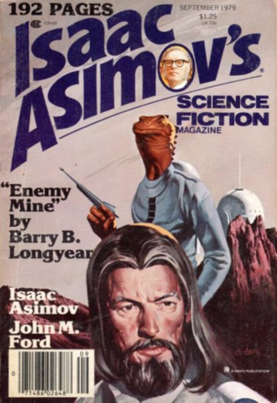 Isaac Asimov's Science Fiction Magazine - September 1979
