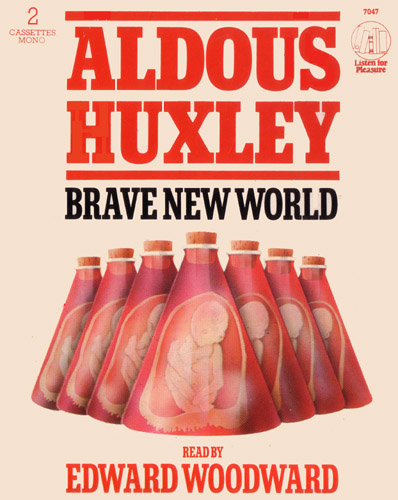 Brave New World by Aldous Huxley (1969, Paperback) 100% For Charity