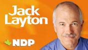 NDP Jack Layton