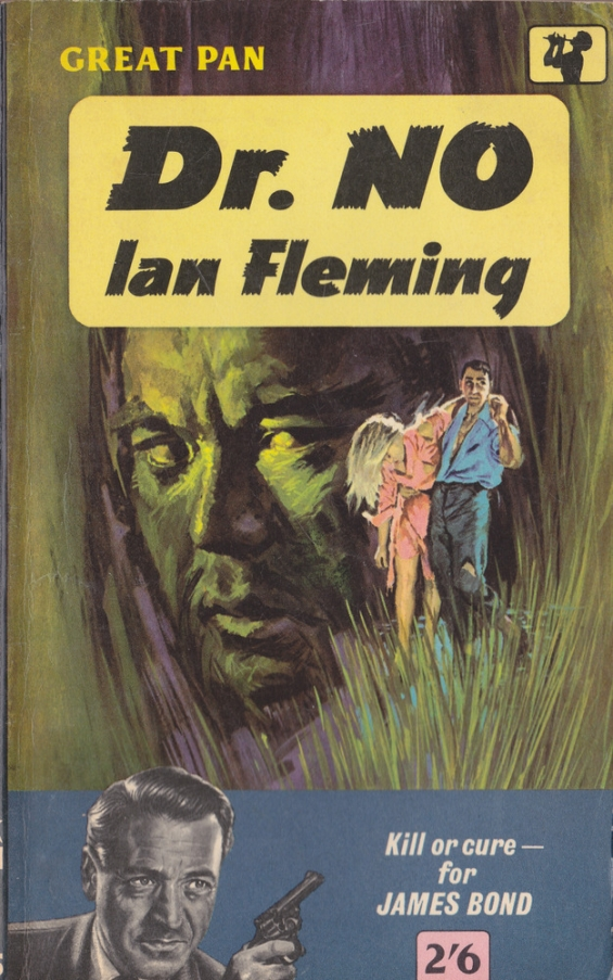 PAN - Doctor No by Ian Fleming