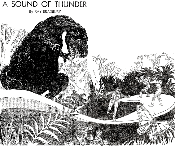 Planet Stories - A Sound Of Thunder