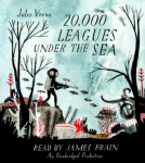 RANDOM HOUSE AUDIO - 20,000 Leagues Under The Sea by Jules Verne