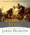 RANDOM HOUSE AUDIO - Guns, Germs, And Steel by Jared Diamond