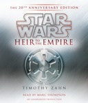 Science Fiction Audiobook - Star Wars: Heir to the Empire by Timothy Zahn