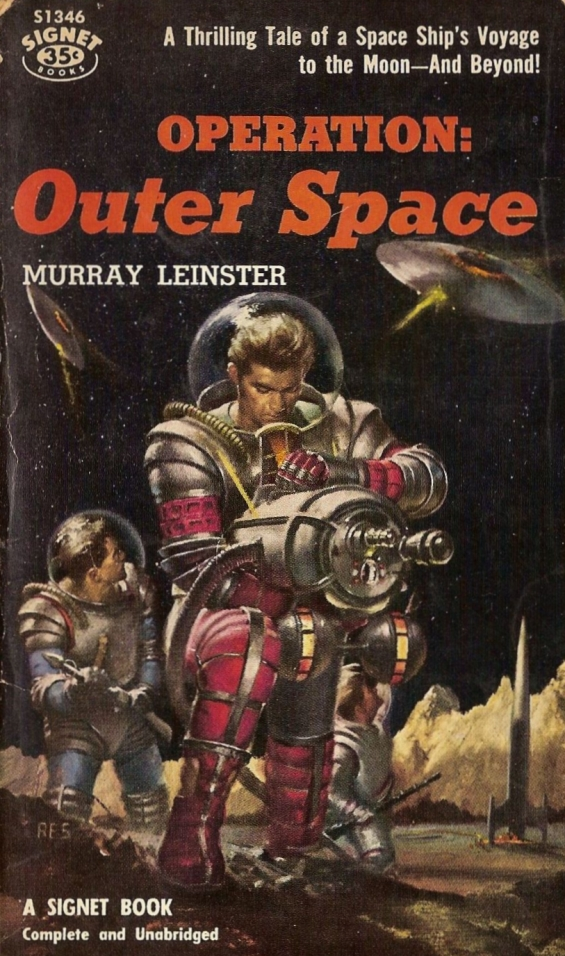 SIGNET - Operation: Outer Space by Murray Leinster