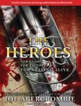 TANTOR MEDIA - The Heroes by Joe Abercrombie