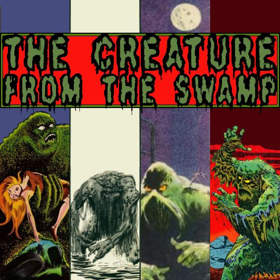 The Creature From The Swamp