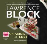 Whole Story Audio Books - Speaking Of Lust by Lawrence Block