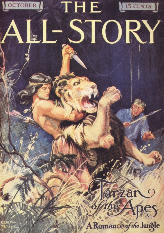 All-Story, October 1912