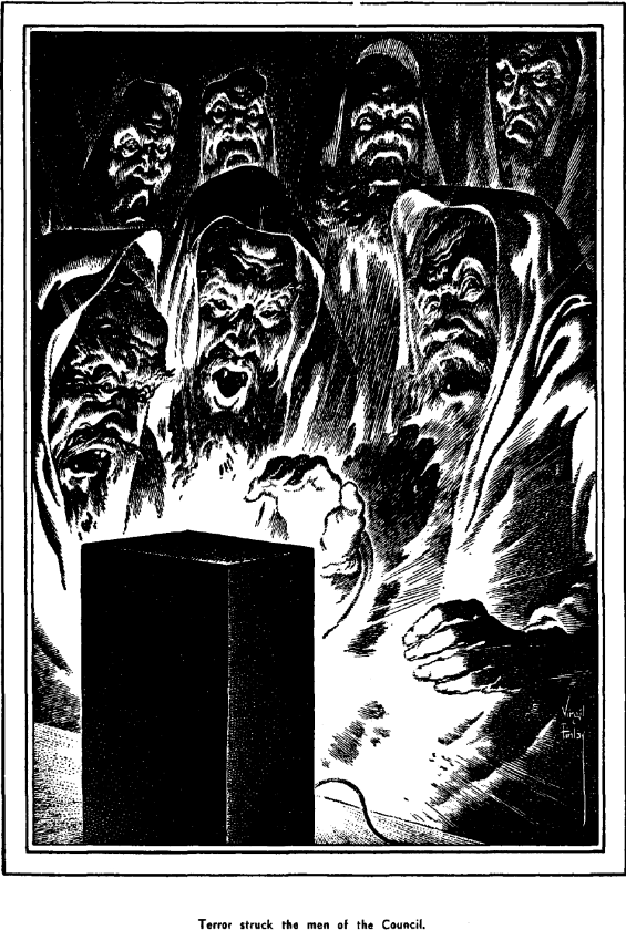Anthem by Ayn Rand - Illustrated by Virgil Finlay