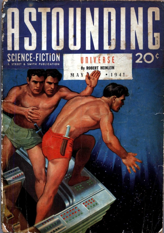 Astounding, May 1941 - Universe by Robert A. Heinlein