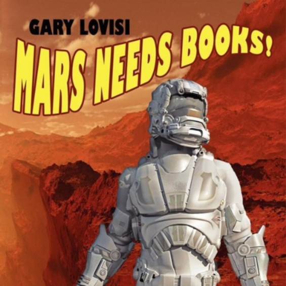 Audible - Mars Needs Books! by Gary Livosi