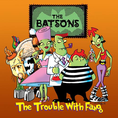 AudioComics Batsons Trouble with Fang