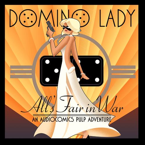 AudioComics Domino Lady