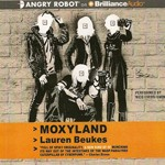 Image of Moxyland audiobook
