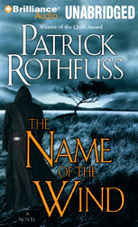 Fantasy Audiobook - The Name of the Wind by Patrick Rothfuss