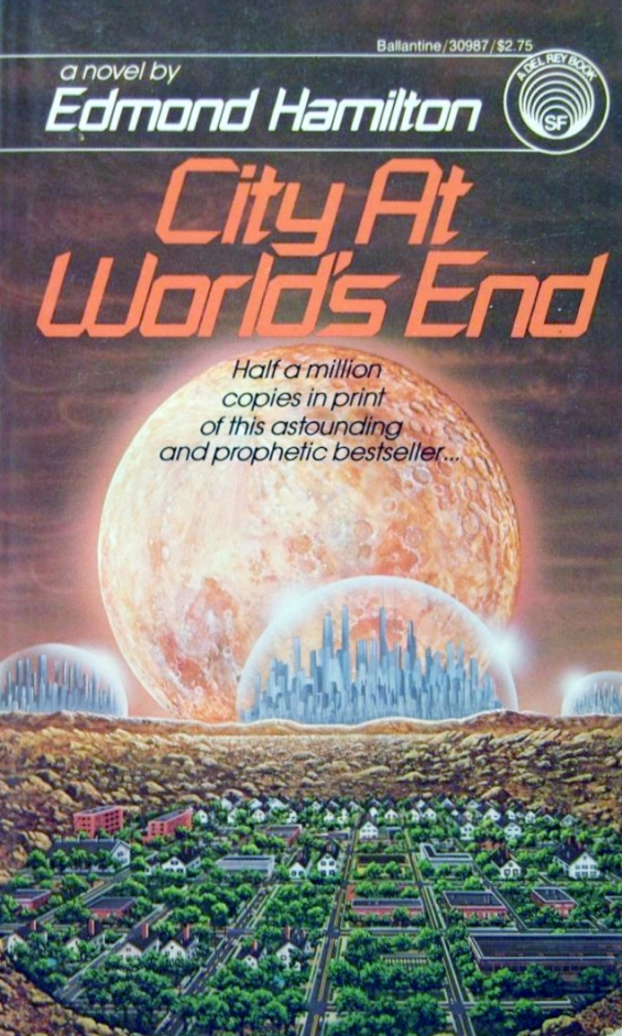 Ballantine - City At World's End by Edmond Hamilton