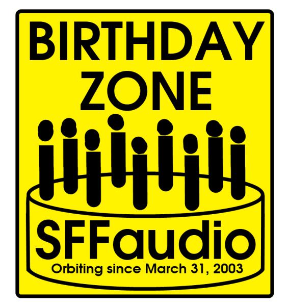 Birthday Zone - SFFaudio - Orbiting since March 31, 2003