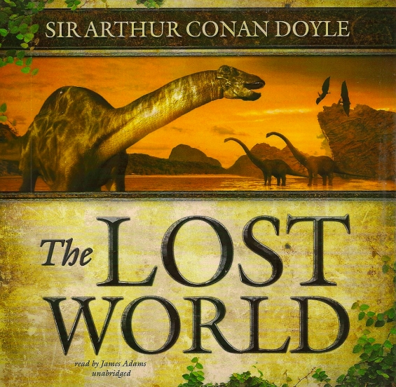 Blackstone Audio - The Lost World by Sir Arthur Conan Doyle