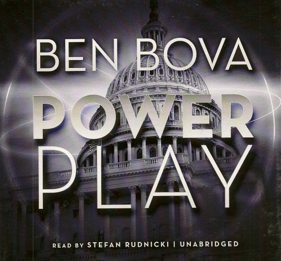 Blackstone Audio - Power Play by Ben Bova