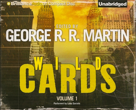 Brilliance Audio - Wild Cards 1 edited by George R.R. Martin