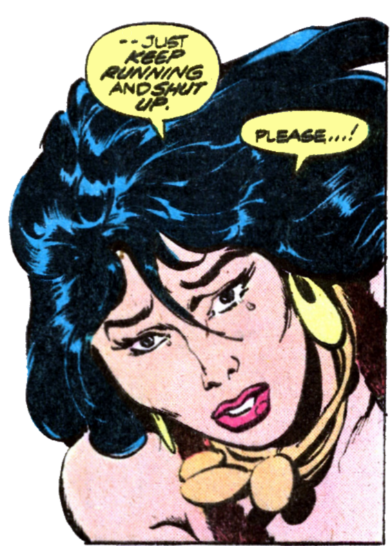 Buscema, Shut Up Please