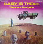 CAEDMON - Baby Is Three by Theodore Sturgeon