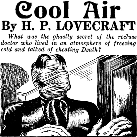 Cool Air by H.P. Lovecraft