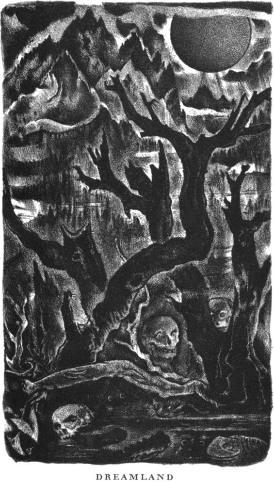 Dream-Land illustration by Hugo Steiner-Prag