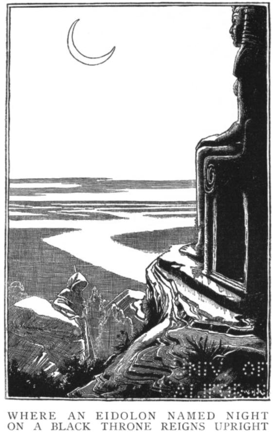 Dreamlands illustrated by W. Heath Robinson