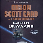 Science Fiction Audiobook - Earth Unaware by Orson Scott Card and Aaron Johnston