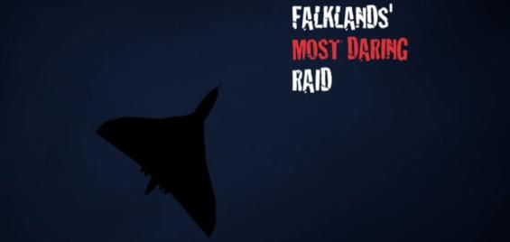 Falklands' Most Daring Raid