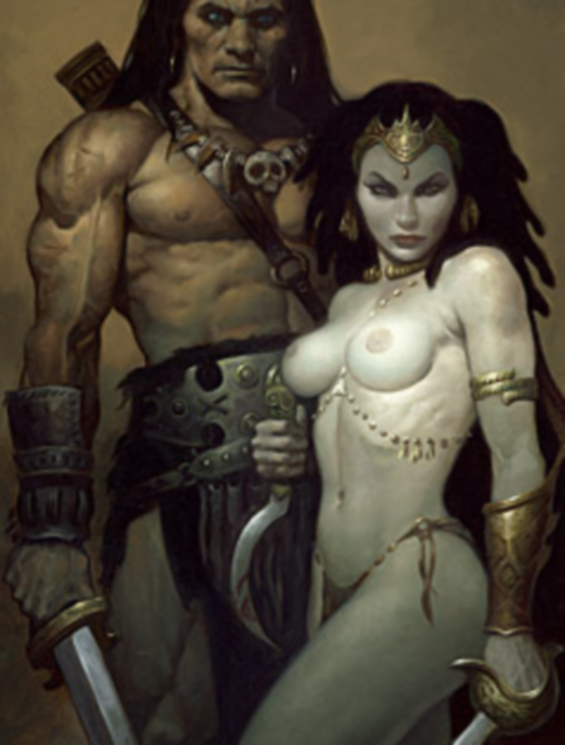 Gerald Brom, And Their Memory Was A Bitter Tree