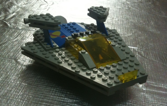 Lego Classic Space - Wafer Fighter