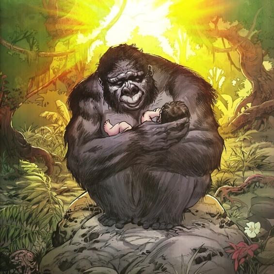 Dynamite Entertainment - Lord Of The Jungle