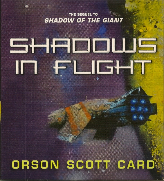 Macmilian Audio - Shadows In Flight by Orson Scott Card