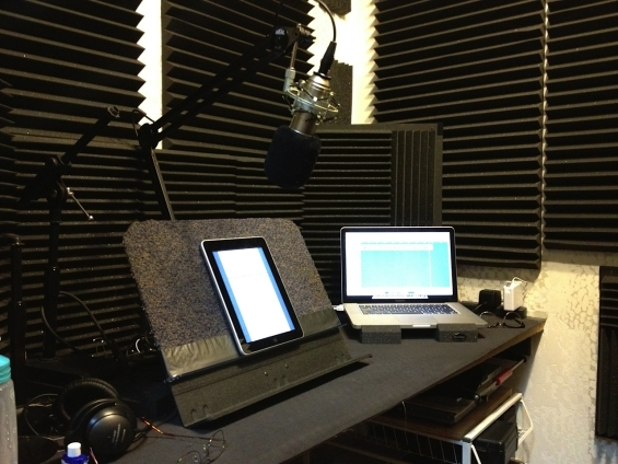 Mark Douglas Nelson's Recording Setup
