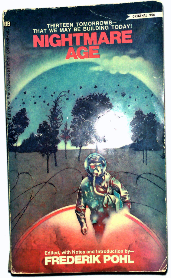 Ballantine Books - Nightmare Age edited by Frederik Pohl