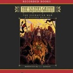 Fantasy Audiobook - The Sisters Grimm: The Everafter War by Michael Buckley